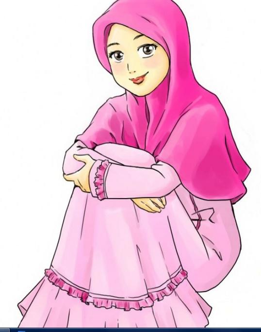 Foto Ispirasi Muslimah Berhijab Pink Video Dan Foto Unik